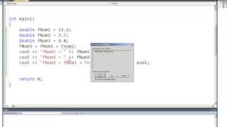 Programming in C & C++ Episode 0013 - Floating Point Math