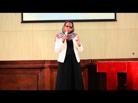 التحرش الجنسي لينه مروان في TEDxYouth Khartoum