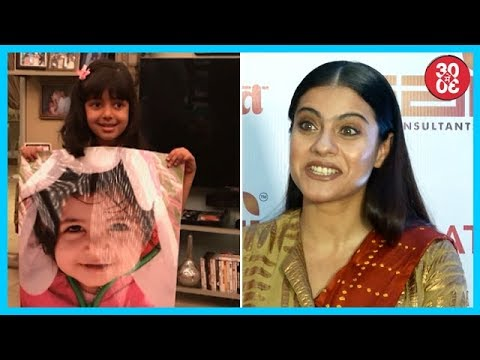 Xxx Mp4 Aaradhya Turns 6 Kajol Talks About Her Upcoming Production Film 3gp Sex