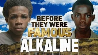 ALKALINE - Before They Were Famous - Jamaican Dancehall Artist