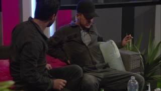 Big Brother 2016 -  Day 9: Ryan and Hughie Kiss
