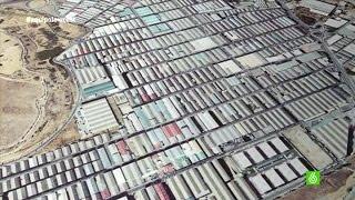 El polígono Cobo Calleja, el paraíso del 'low cost' donde no existe el IVA