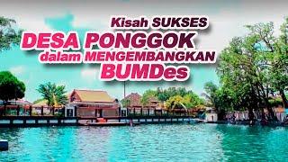 Kisah Sukses Desa Ponggok dalam mengembangkan bumdes