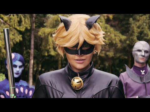 Miraculous Ladybug and Chat Noir CMV Ready As I ll Ever Be