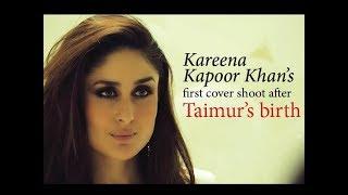 Making Of Kareena Kapoor Khan's Stunning Filmfare Shoot
