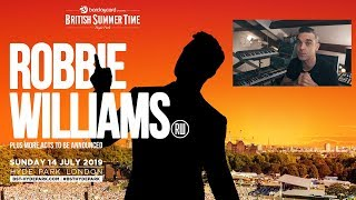 Robbie Williams   British Summer Time Hyde Park 2019