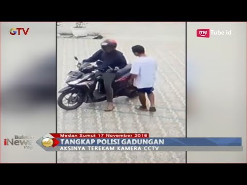 Xxx Mp4 Video Amatir Aksi Pelaku Pencurian Motor Berkedok Polisi BIP 18 11 3gp Sex