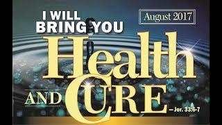 Bishop Oyedepo @ Receiving Instant Healing, Week of Spiritual Emphasis Day 1  August 9, 2017