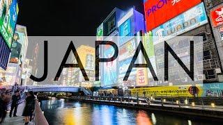 JAPAN 4K Timelapse/Hyperlapse Video