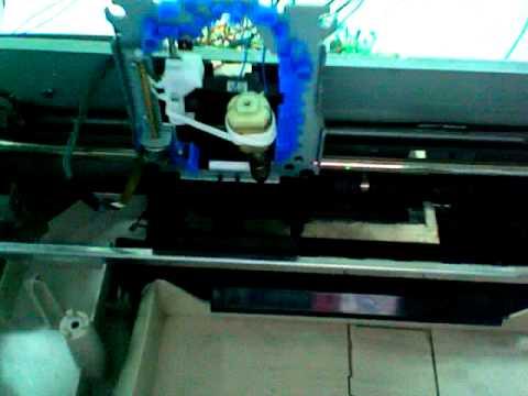 CNC casero con Impresora