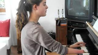 Amelie (Comptine D'un Autre Ete) - Yann Tiersen- Piano Cover by ANna