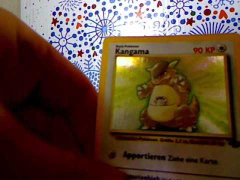 Kaefersammlers Pokemon Karten ^^