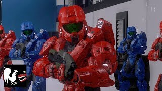 Red vs. Blue Season 15, Episode 18 - Desolation