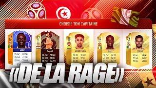 DRAFT AFRICAINE CHALLENGE COUPE DU MONDE 2018 !!! [MAROC,TUNISIE etc] FIFA 18 DRAFT CHALLENGE