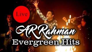 AR Rahman Songs Tamil Hits | Best Evergreen Melodies | Tamil Film Songs