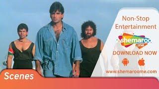 DAMAKEDAR Action Scenes Of Suneil Shetty   RAGHUVEER   90's Best Bollywood Action Movie