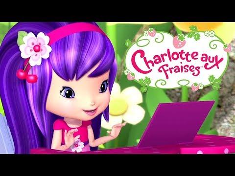 Charlotte aux Fraises 🍓 Huck va à la bibliothèque 🍓 Aventures à Fraisi Paradis