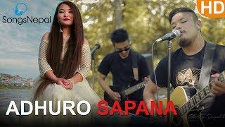Adhuro Sapana - Saink-Saviour (7th Big Icon Winner) | New Nepali Pop Song 2017