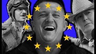 """Tommy Robinson Reacts to Anti-Brexit """"Remoaners"""" Marching in London"""