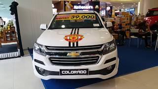 A1 100860 Chevrolet Colorado 2.5L FGT X-cab LT 4x2 MT ราคา (2)