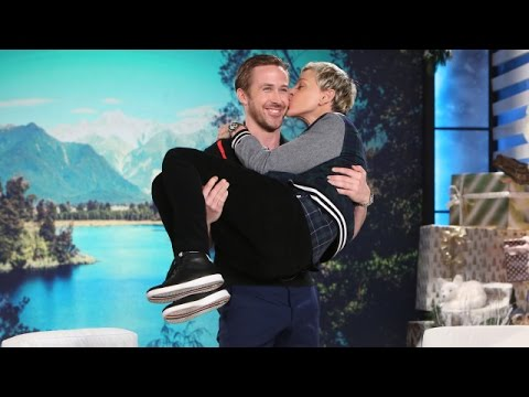 Download Ryan Gosling Gushes About His Girls