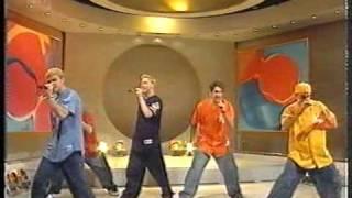 N Sync perform Tearin' Up My Heart on 5's Company