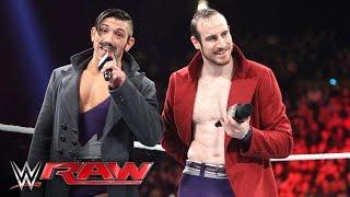 The New Day sprechen über Enzo Amores Verletzung bei WWE Payback: Raw, 2. Mai 2016