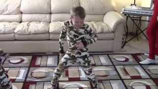 Flapjacks Funny Pajamas Dance Party