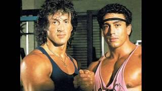 "Sylvester Stallone Training ""tribute 2"""