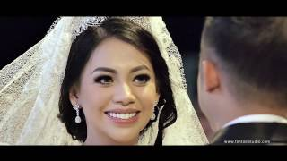 AXCEL & KEZIA | Wedding Highlights | Official Video