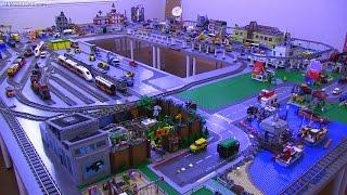 LEGO city update Mar. 28, 2015 - Slow progress
