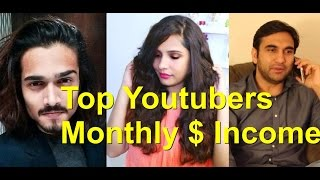 Top 10 Most Popular Indian YouTube Superstars - TheTopLists