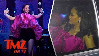 Rihanna Celebrates Her Birthday In A Super Lowkey Way | TMZ TV