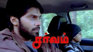 Sarvam   Sarvam full movie scenes   Arya argues with a kid   Arya fights with JD Chakravarthy