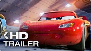 CARS 3: EVOLUTION Trailer German Deutsch (2017)