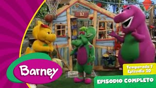Barney | La Fantástica Casa de BJ