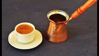 Traditional way of Turkish Coffee with milk+4 great tips