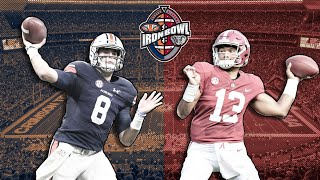 "II ""STATE OF CRIMSON"" II OFFICIAL 2018 IRON BOWL HYPE"