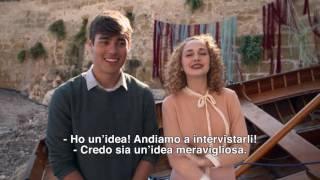 Tini - La Nuova Vita di Violetta - Dietro le quinte con Jorge e Mercedes - Pod dal film   HD