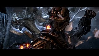 CYBER SMOKE!!! - MKX RANKED SESSION #20 (Mortal Kombat XL Tri-Borg Gameplay - PS4 Gameplay)