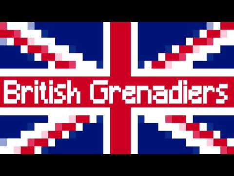 Raxlen Slice - British Grenadiers (8bit Chiptune)