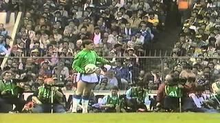 EVERTON FC v LIVERPOOL FC - FA CUP FINAL 1986 - PART NINE - LIVE MATCH - SECOND HALF