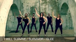 Maf 2016 - Flashmob Compañía Dany Cantos - I will survive / Survivor