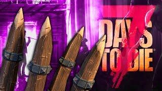 SPIKES OF DEATH ★ 7 Days to Die - Alpha 15 (30)