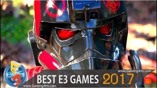 BEST 10 Games Of E3 2017 | Playstation / Xbox / EA & PC Gaming (Part2)