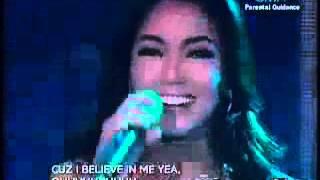 I Believe I Can Fly - Jonalyn Viray