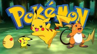 Pokemon Go Pikachu Evolution Color Episode