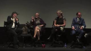 Debbie Reynolds Calls in to NYFF with Carrie & Todd Fisher 10-10-16