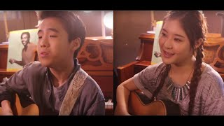 Meghan Trainor Like I'm Gonna Lose You Acoustic Cover by Megan Lee ft. Lance Lim