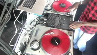 DJ Bash on The Juice In The Mix (Dancehall Set) (Nov/6/2015)